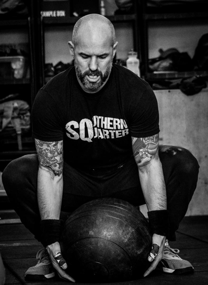 Southern Quarter Owen training