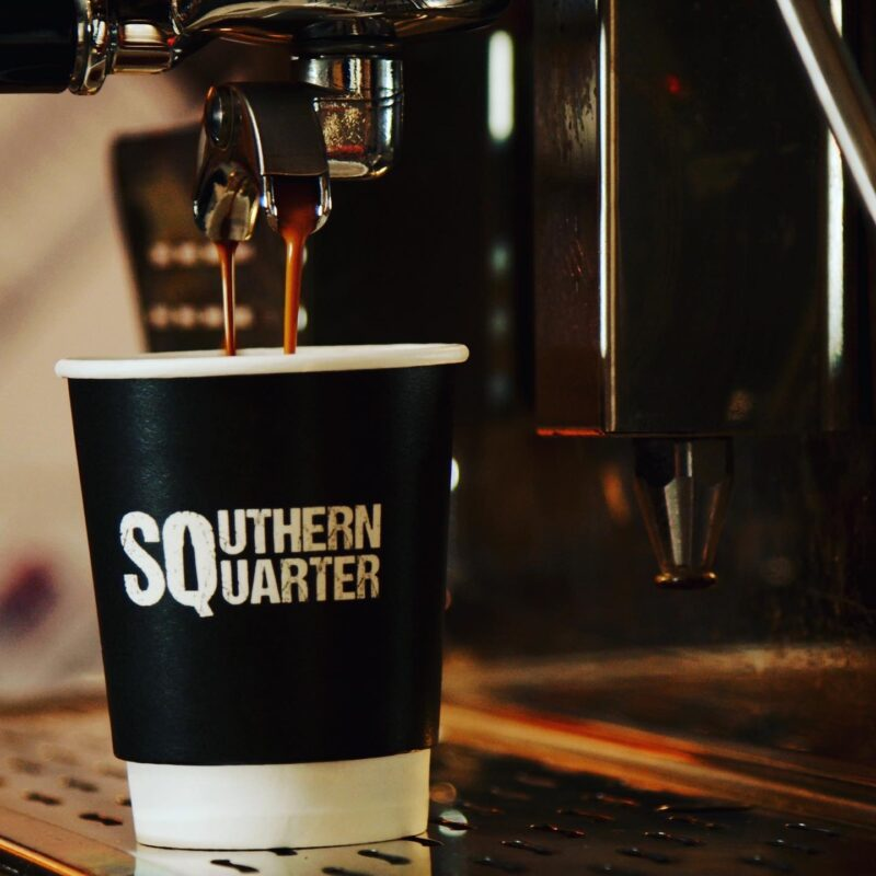 Southern Quarter coffee shop